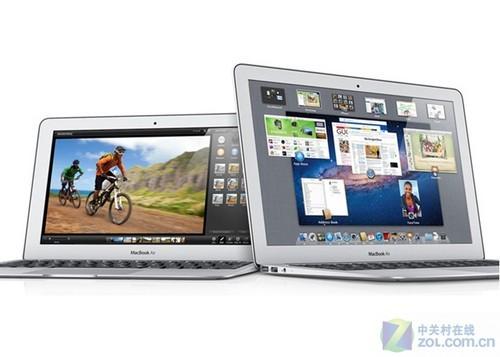 苹果Lion系统发售 新MacBook Air图赏