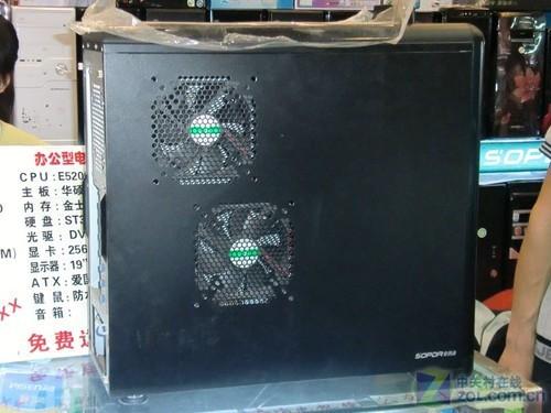 稳重大气散热好 索普达X5机箱售699元
