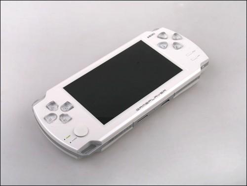 游戏巅峰 金星JXD3000试玩3D游戏