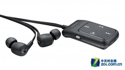 这款蓝牙耳机可以连接手机播放音乐同时还具备惊人的降噪功能.
