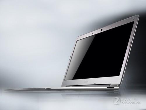 Acer S3银色 外观图