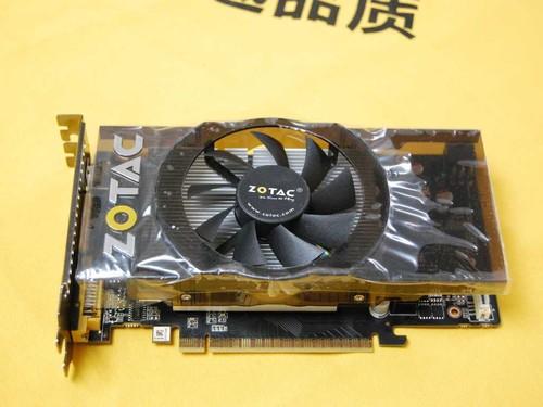 ondelay-indepen-索泰GTX550Ti-1GD5雷霆版 PA显卡采用了3+1相核心显存分离式供电