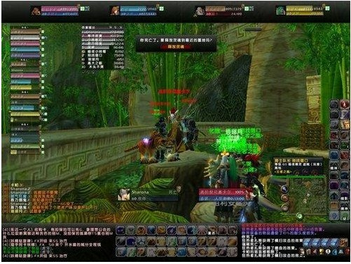 相信很多新玩家看过圣骑士一刀秒杀卡扎克的bug