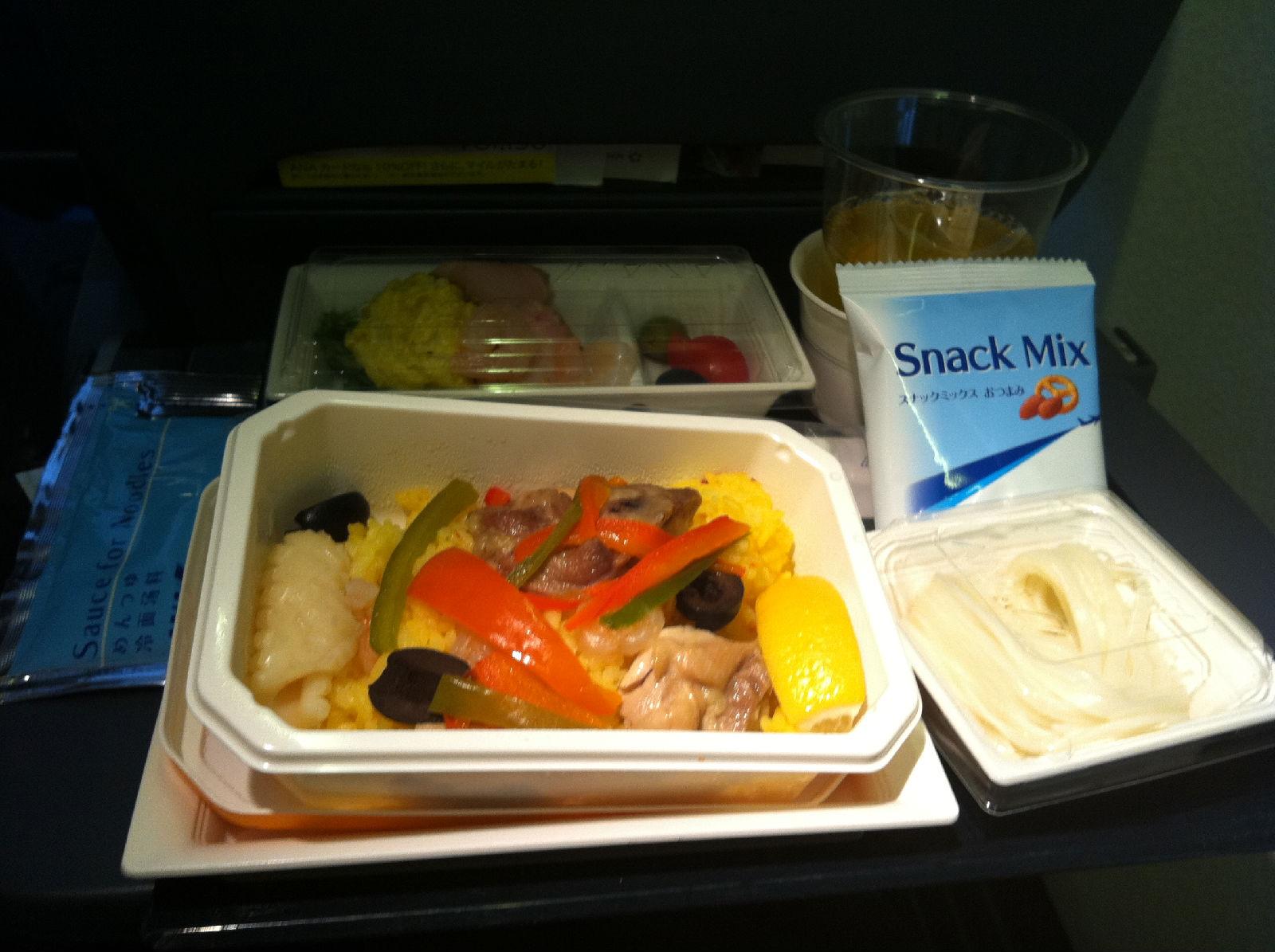 全球各大航空公司飞机餐大比拼(上) (9/20)