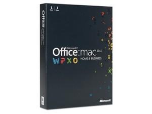 苹果 Microsoft Office for Mac 2011 家庭与企业版-1安装