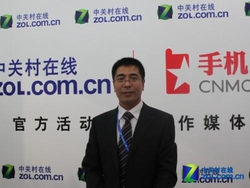 智能/三防/时尚齐发 专访TecFace徐恩海