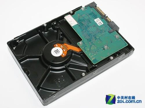 日立单碟1TB评测