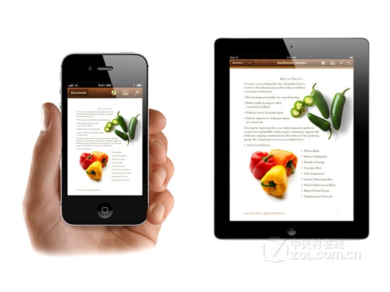 苹果iphone 4s(16gb) 手机产品外观与图解-zdnet