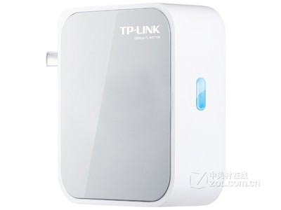 TP-LINK 710N 无限迷你微型便携无线路由wifi 集成usb充电器