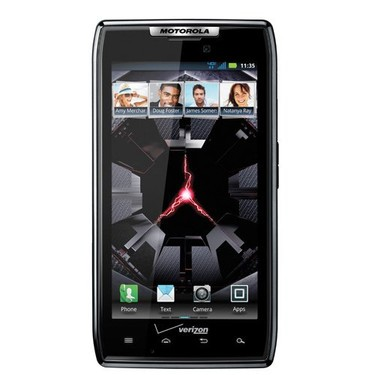 Droid RAZR(图片来自SoftPedia) 4 ^: `+ W X$ I- s; k$ X6 G