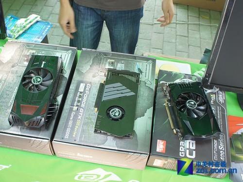 畅享真实3D体验 NV校园行广西师范学院