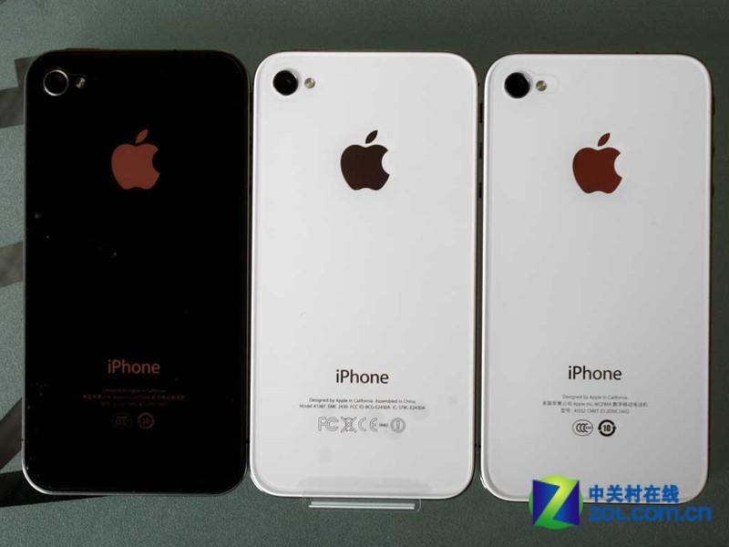 蘋果iphone4s手機 外觀解析評測 與iphone4對   外形基本無