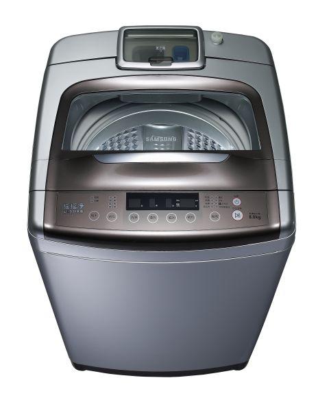 三星洗衣机:波轮滚筒并驾齐驱