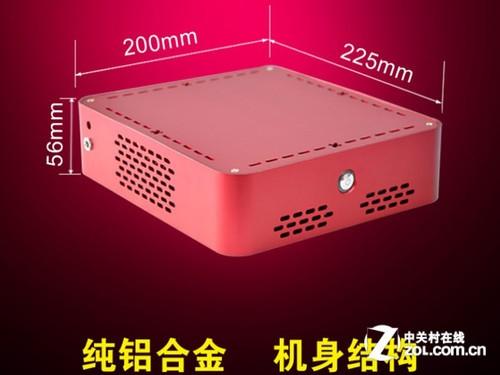 绝美艺术品 立人MINI系列Q6机箱简测