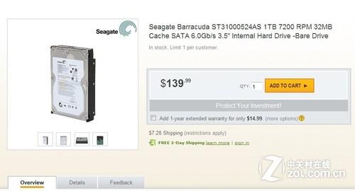硬盘价格真的是炒作