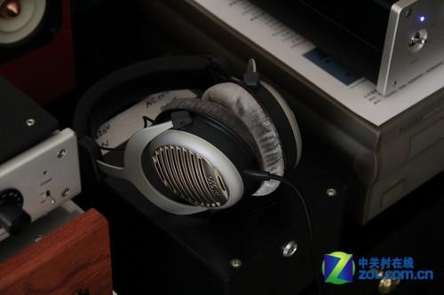 耳放产品专家 北京清逸伦高端产品亮相