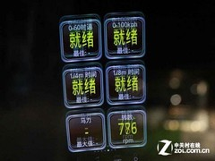 源自战斗机 宝马5车窗LED投影导航系统