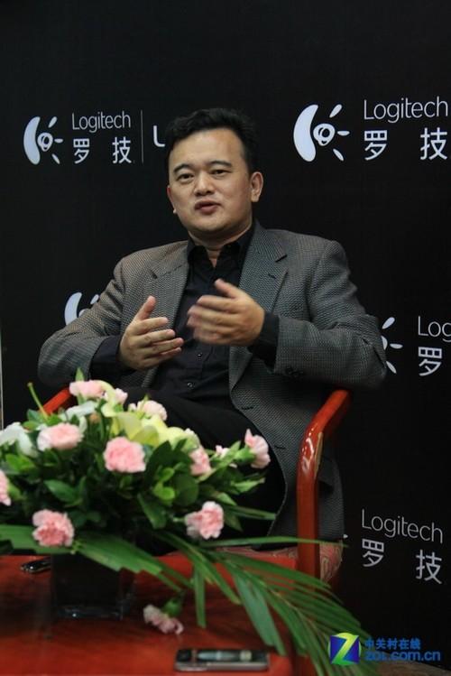 罗技刘坤:5年之内将要领先耳机市场
