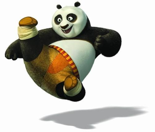 TOP7 功夫熊猫爱耍宝