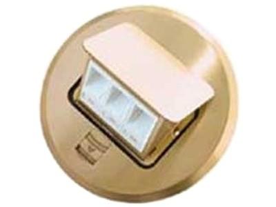TCL 金属地板信息插座