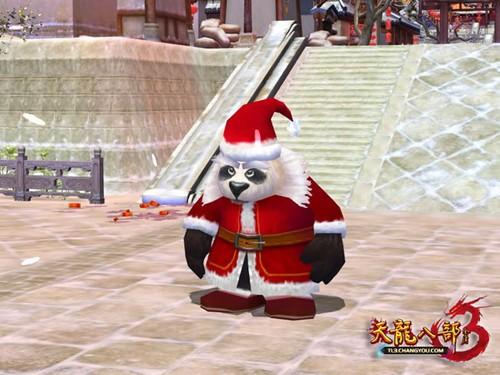天龙八部3圣诞节活动任务奖励详细讲解