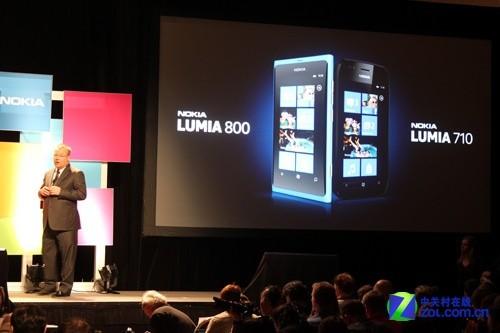 Lumia 900终降临 诺基亚CES2012新品发布