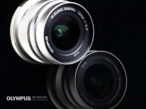 小体积高画质 奥林巴斯12mm f2.0镜头图赏