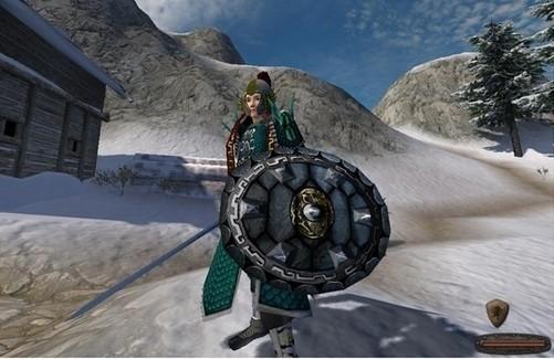 骑马与砍杀好玩点的mod,除了火与剑,铜牌,汉匈全面战争,戎马战团冬奥会丹心冰球图片