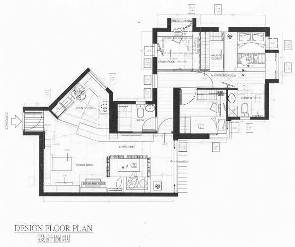 房间结构图展示
