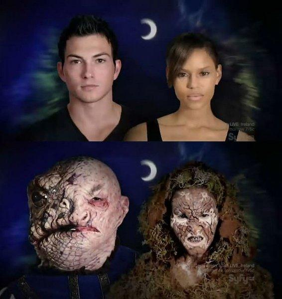 科幻电影揭秘 特技化妆带来的视觉感受