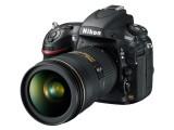 尼康D800整体外观图