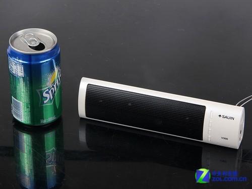增强低频表现! 山音V300便携音响评测