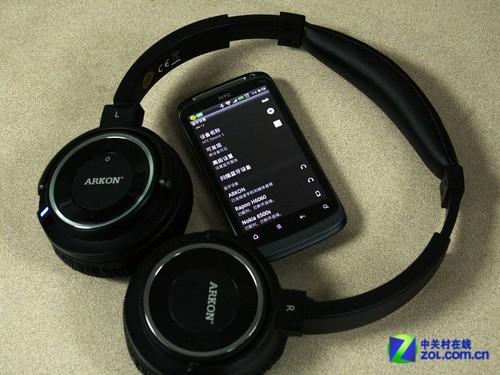 雅剛BH302藍牙耳機評測