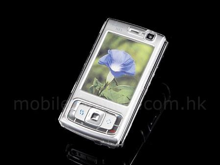 500万像素AF蔡司 4GB诺基亚N83真机现身