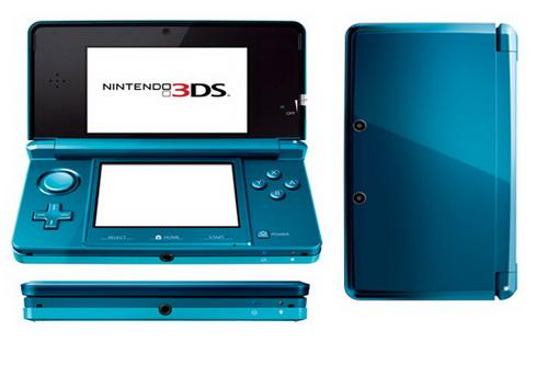 任天堂3DS掌机日本销量破500万创纪录