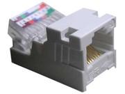 普天 超五类RJ45插座模块(NJA5.566.021)