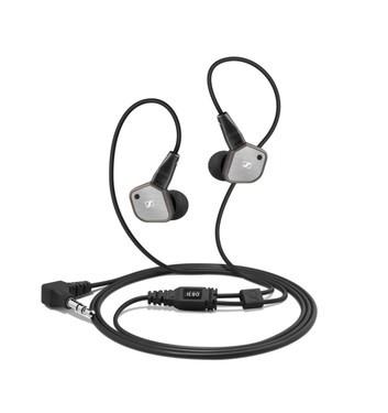 专业级音效Sennheiser推出全新IE80和IE60入耳式耳机