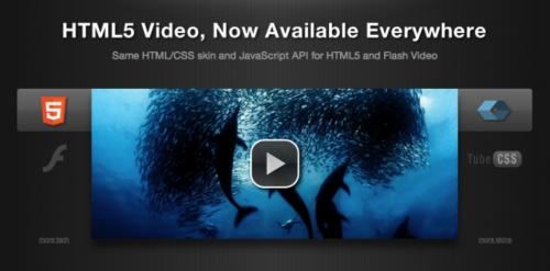 网页直接看 目前可用的html视频播放器