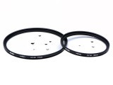NiSi 超薄双面多层加强镀膜+防水 防划痕MRC UV镜(77mm)