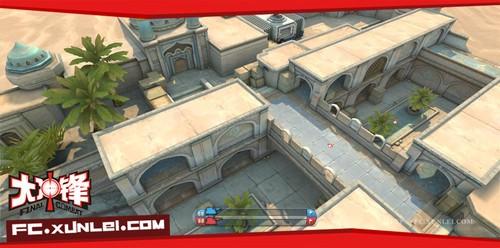 开启王室秘宝 《大冲锋》新地图宫廷回廊探秘