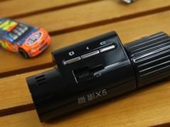 纽曼 微影X5 按钮图