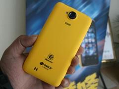 大黄蜂智能手机 天语W806限时促销送大礼