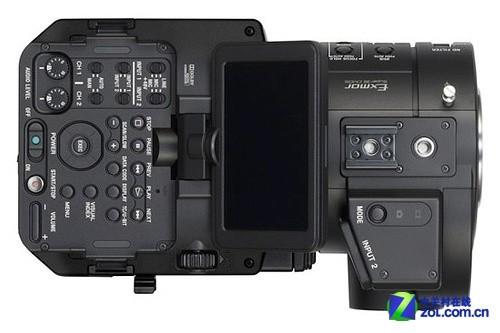 4K+RAW视频预备中 索尼FS700低价格发布