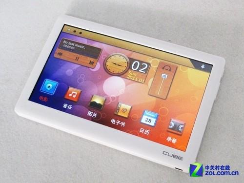 触控按键双操作 酷比魔方K8HDT新品上市