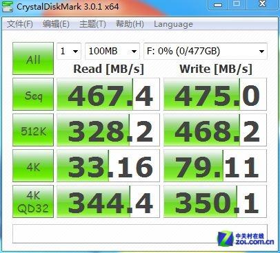 OCZ 512GB固态硬盘评测