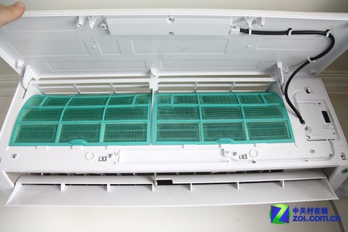 海信kfr-35gw/19fzbp-2空调室内机内部