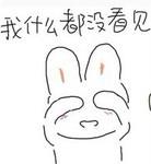 兔斯基恶搞QQ表情 兔斯基搞笑QQ表情