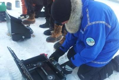 超极本北极日记第四站—到达Barneo基地开启徒步征途