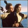 泰坦尼克号QQ头像 罗丝与杰克经典QQ头像