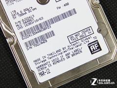 9.5毫米双碟 日立新1TB笔记本盘首测